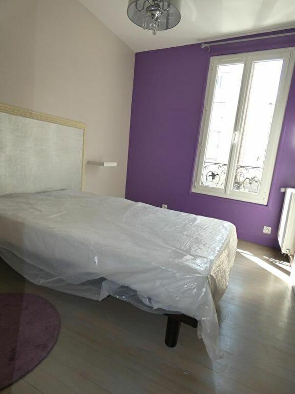 valerie immobilier alfortville - maison 3 pièces 41 m² à louer- première chambre