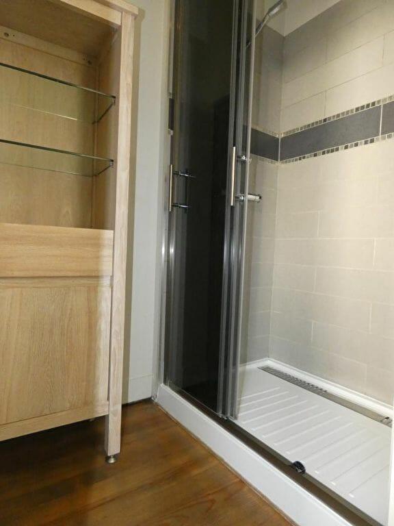 immobilier alfortville - maison 3 pièces 41 m² à louer - douche italienne dans la salle d'eau