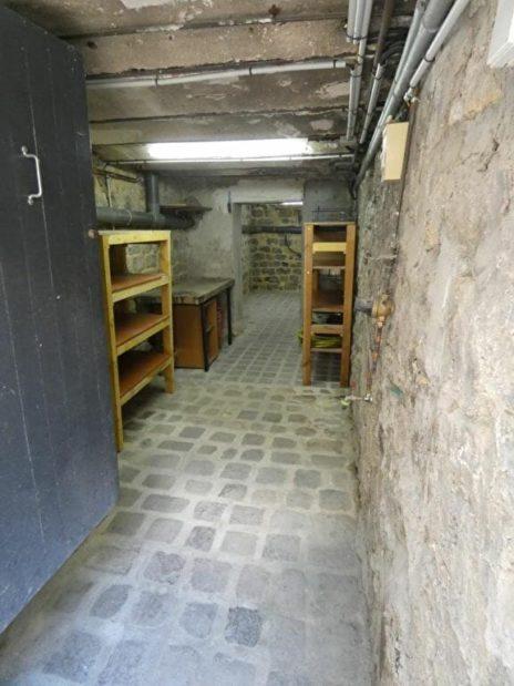 agence immobilière alfortville - maison 3 pièces 41 m² - cave aménagée en sous sol
