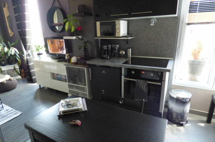 liste agence immobilière 94 - appartement studio villeneuve saint georges 1 pièce(s) 23.32 m² - annonce 2804 - photo Im02