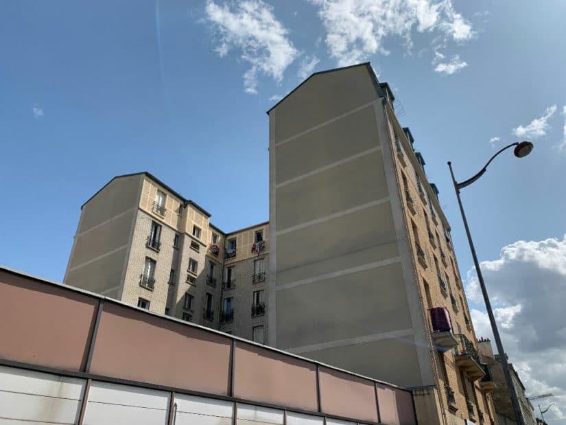 immo valerie: studio, au 3° étage/6 avec ascenseur, cave, parking, villeneuve st georges
