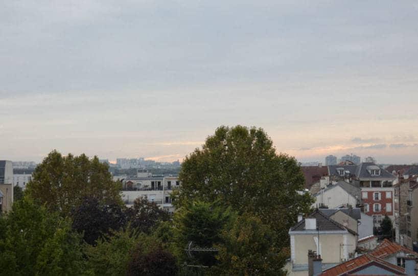 estimation appartement alfortville: 2 pièces 27 m², vue dégagée depuis la fenêtre