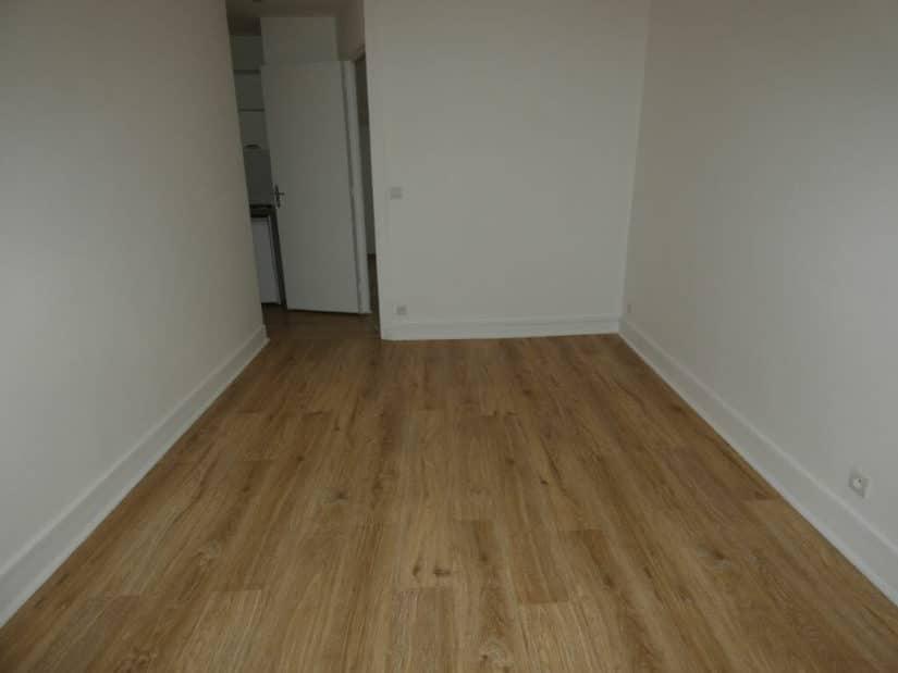 agence alfortville: 2 pièces 27 m², pièce à vivre avec beau parquet