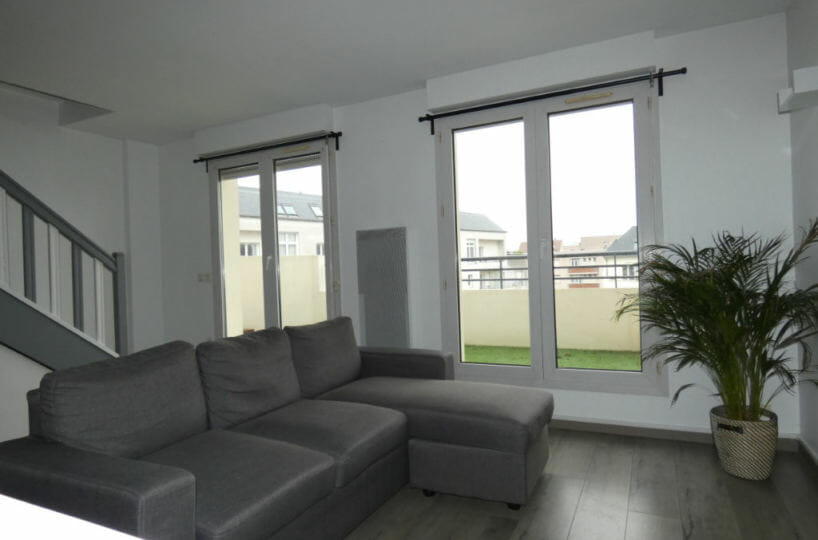 agence location immobiliere - appartement duplex 3 pièces - annonce 2917 - photo Im02