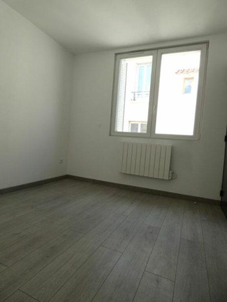 alfortville immobilier: 2 pièces 33 m², belle chambre à coucher refaite à neuf