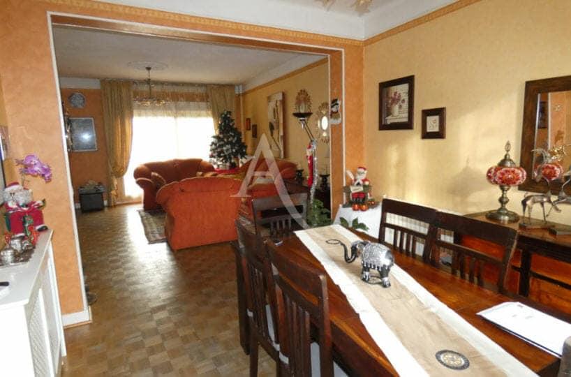 agence immo alfortville: maison 5 pièces 160 m², séjour double de 45 m² avec cheminée