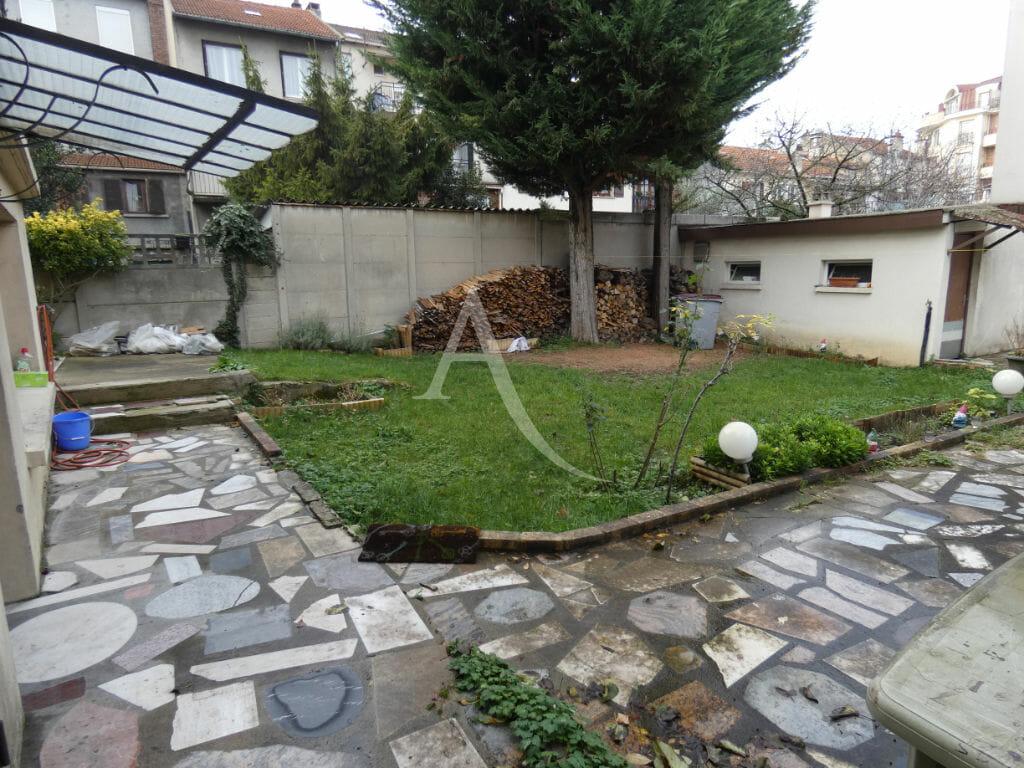 agence immobilière alfortville: maison 5 pièces 160 m² avec jardin 263 m²