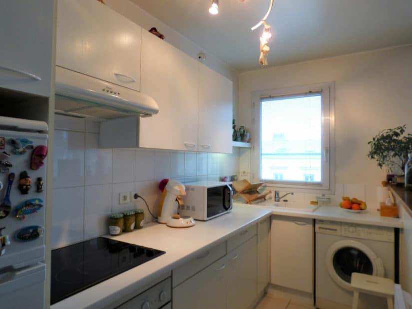 agence immobilière 94: 2 pièces, jolie cuisine américaine en parfait état, saint maurice