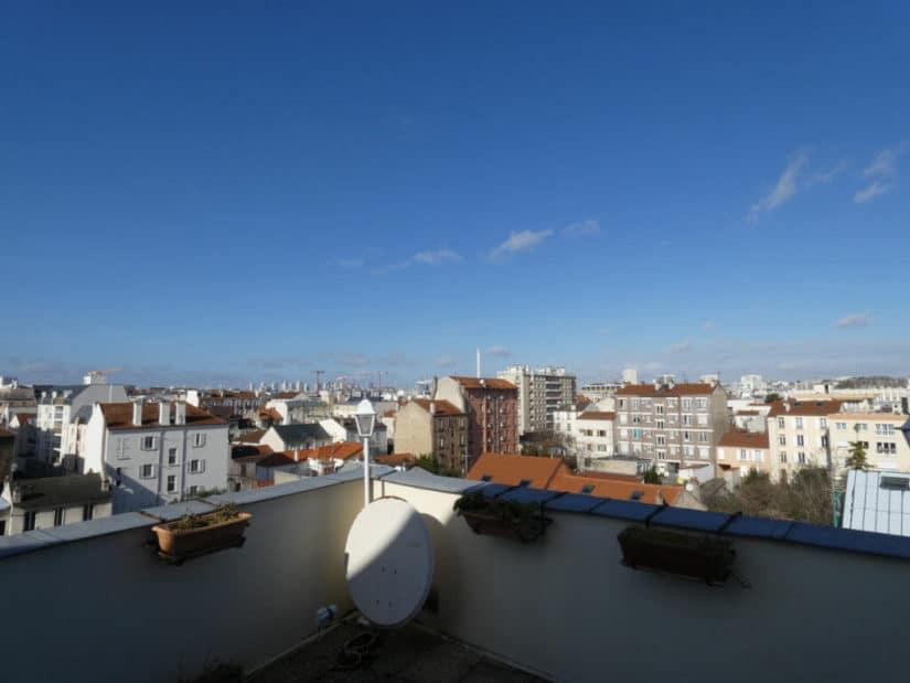 faire estimer appartement alfortville: duplex 3 pièces 55 m², magnifique vue panoramique, centre ville