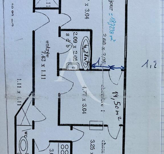 gestion locative charenton-le-pont - appartement 3 pièce(s) - annonce 2975 - photo Im08