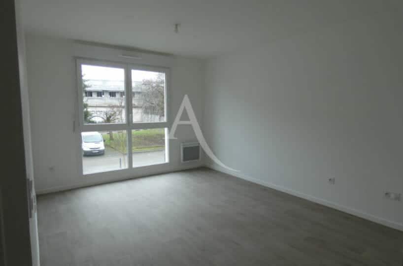 location appartement val de marne: 2 pièces 38 m², séjour lumineux, proximité du centre commercail belle-épine