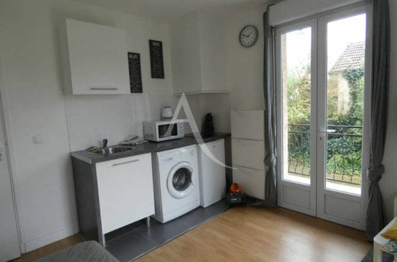 location studio maisons-alfort - appartement centre - studio - 12.35 m² - annonce 3007 - photo Im01
