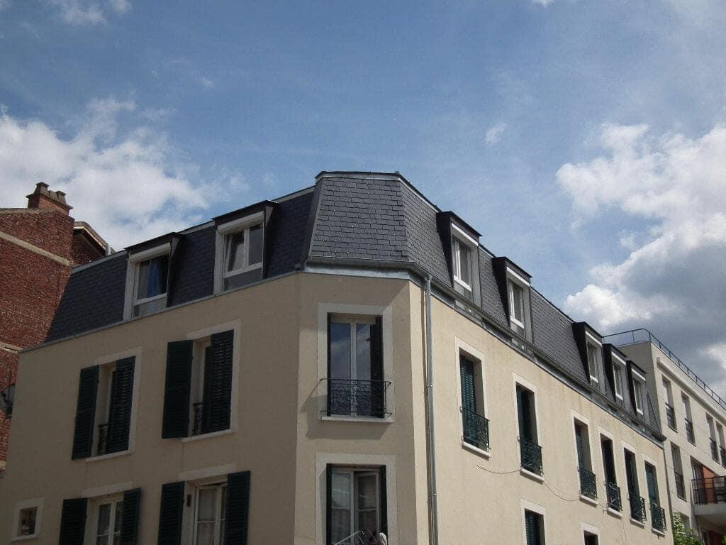 location appartement alfortville: 2 pièces 31 m² rénové, rue sembat. proche centre-ville, au 1er étage
