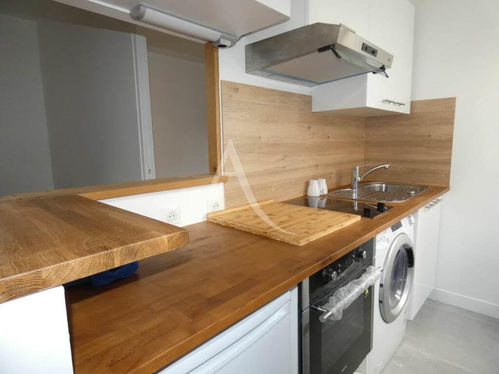 appartement alfortville location: 2 pièces 31 m², cuisine aménagée et équipée