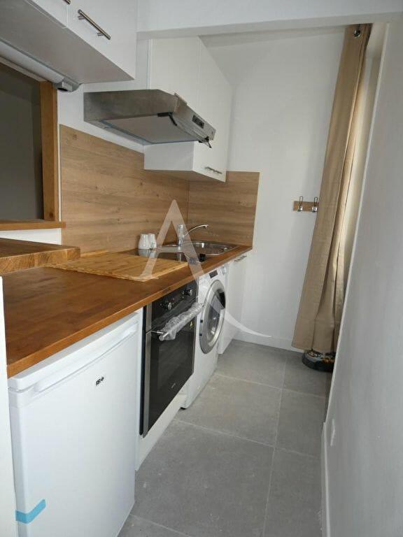 louer appartement alfortville: 2 pièces 31 m², cuisine ouverte sur le séjour