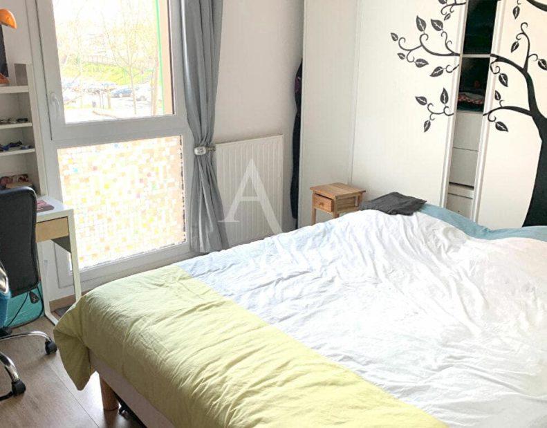 faire estimer appartement alfortville: 3 pièces 56 m², chambre à coucher, dressing