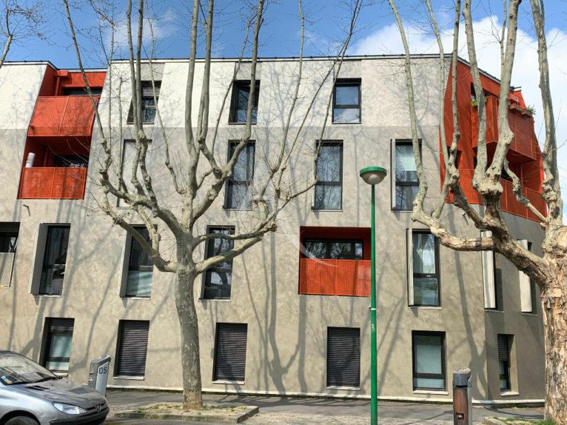 appartement a vendre alfortville: 3 pièces 56 m², résidence avec jardin, sans vis à vis