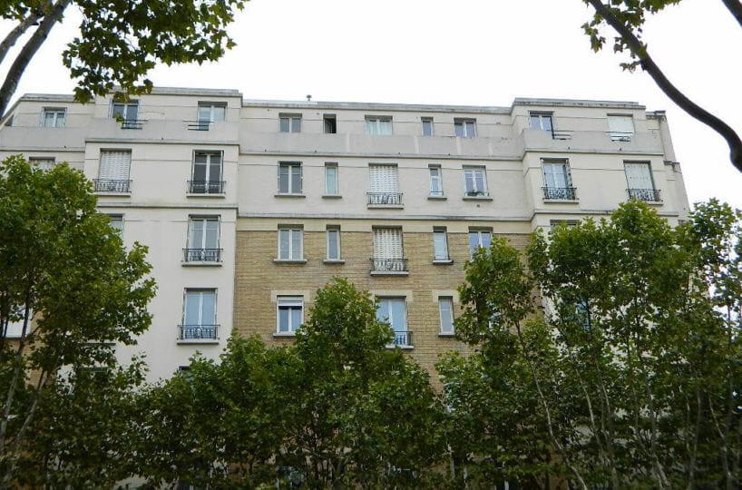 agence immobiliere maisons-alfort: studio 16 m², immeuble sécurisé et bien entretenu