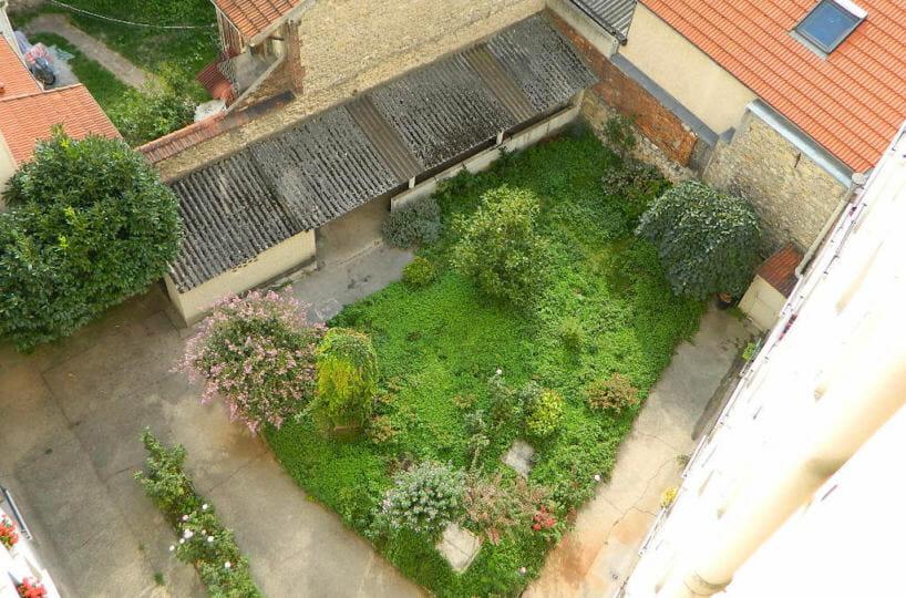 vente studio maisons alfort: 16 m², vue sur cour intérieure dans immeuble sécurisé et bien entretenu