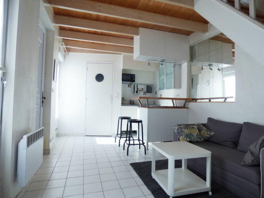 louer appartement maisons-alfort - maison - 2 pièce(s) - 30,44 m² au sol - annonce A2585 - photo Im04