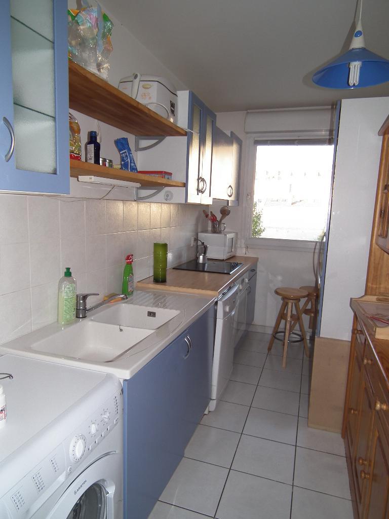 garantie loyer impayé alfortville: appartement 3 pièces 68 m², cuisine indépendante équipée avec rangements