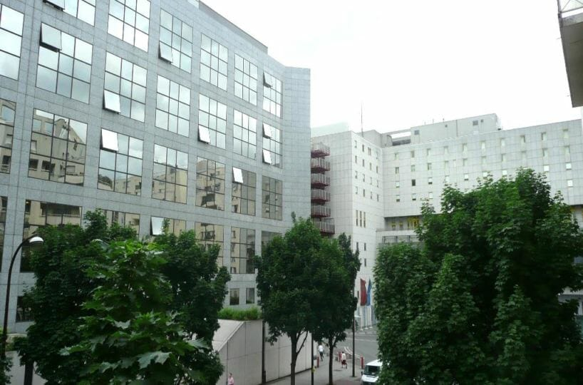 agence de la mairie charenton: 2 pièces, immeuble avec gardien, 2° étage, ascenseur