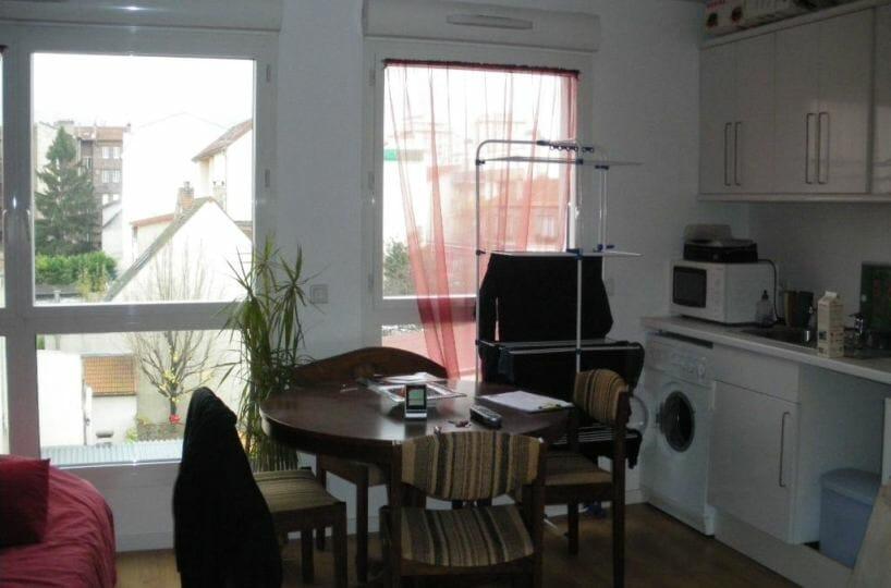 liste agence immobilière 94 - appartement - 1 pièce - 35.90 m² - annonce G017 - photo Im01