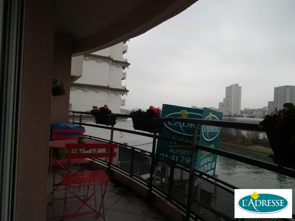 agence immobilière alfortville - appartement 2 pièces 46m² - balcon - recent - annonce G109 - photo Im01