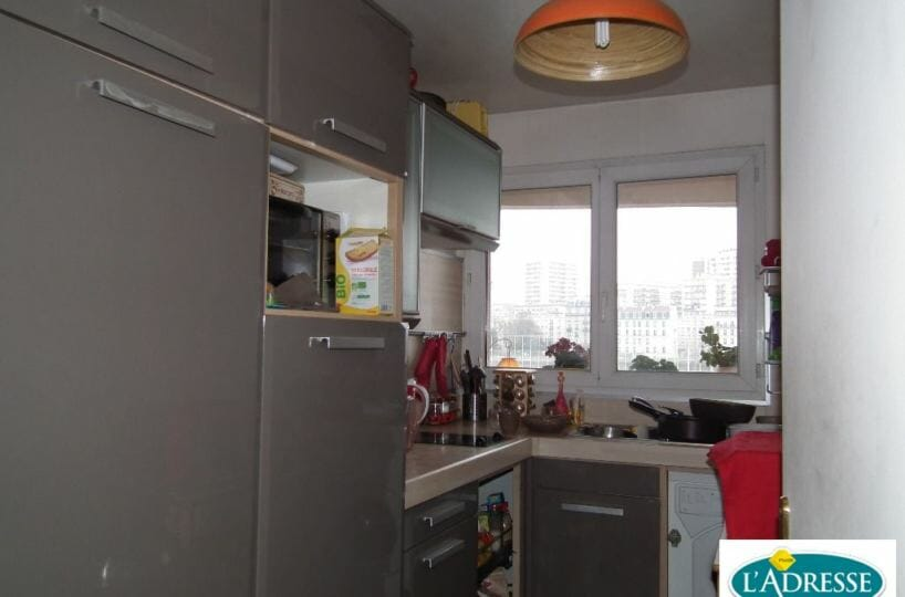 agence immobiliere 94 - appartement 2 pièces 46m² - balcon - recent - annonce G109 - photo Im04