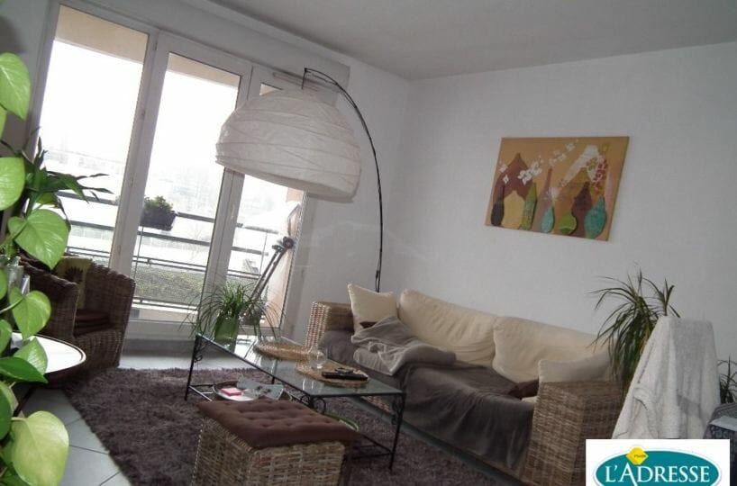 immobilier alfortville - appartement 2 pièces 46m² - balcon - recent - annonce G109 - photo Im06