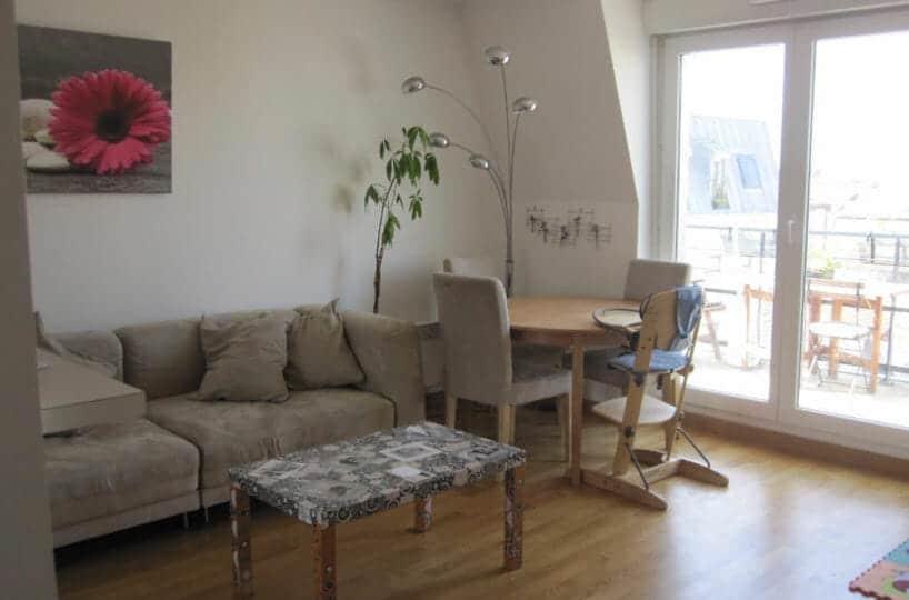 agence immobilière adresse - appartement 3 pièce(s) - annonce G124 - photo Im02