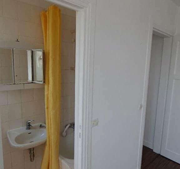immobilier alfortville: appartement 2 pièces 33 m², salle de bain avec douche  et wc