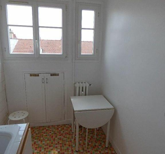 appartement alfortville: appartement 2 pièces 33 m², cuisine avec rangements