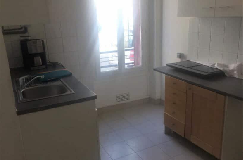 location par agence alfortville - appartement - 1 pièce(s) en très bon état loué meublé- 25.65m² - annonce G170 - photo Im02