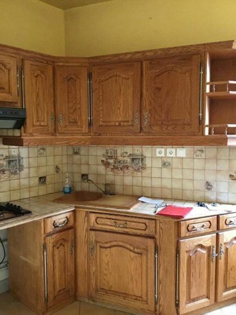 agence immo maisons-alfort: 3 pièces 56 m², cuisine indépendante aménagée et équipée