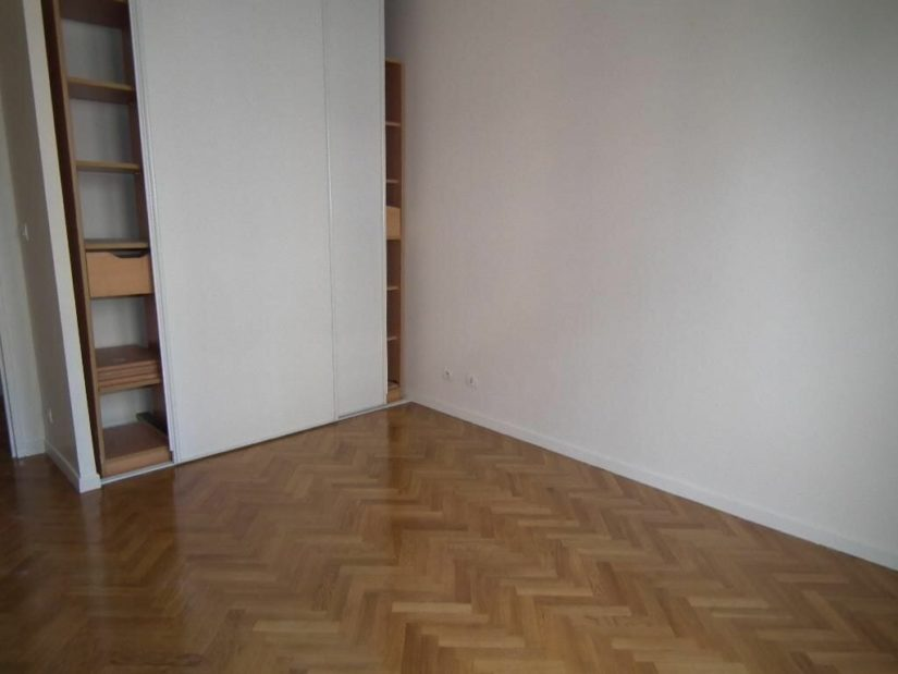 louer appartement alfortville: 3 pièces 63 m², chambre avec dressing