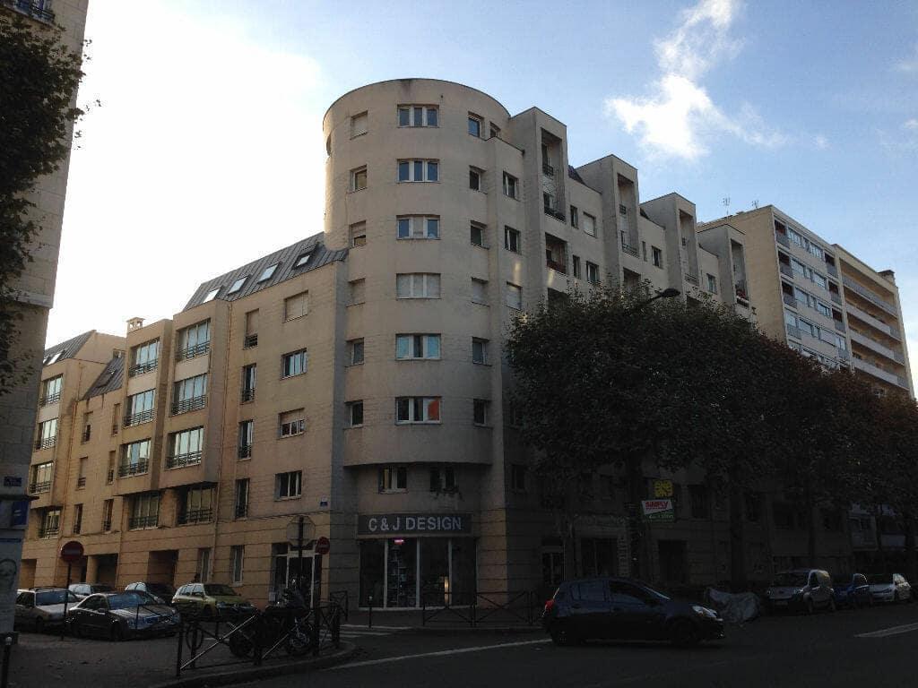 l'adresse charenton: 2 pièces 47 m² à louer, dans immeuble récent, 2 balcons, 3° étage, ascenseur