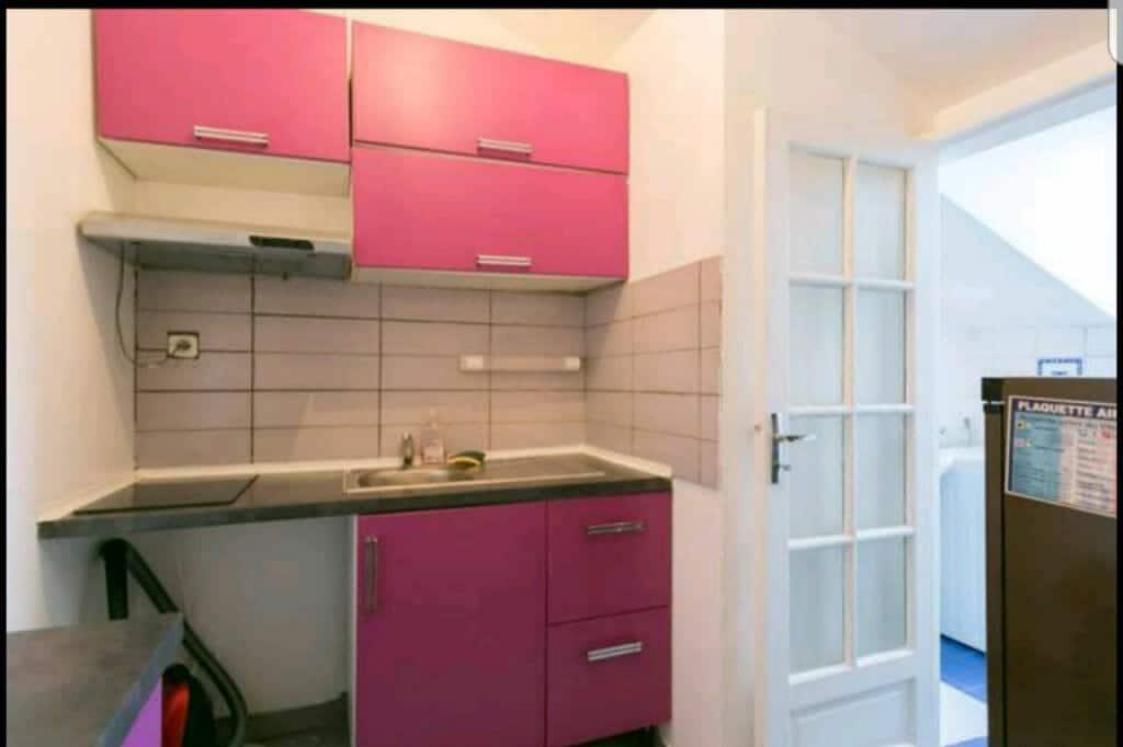 louer studio à alfortville - appartement - 1 pièce(s) - 23.17 m² - annonce G259 - photo Im06