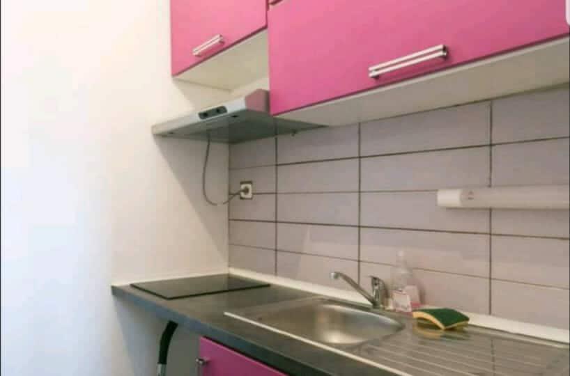 location par agence alfortville - appartement - 1 pièce(s) - 23.17 m² - annonce G259 - photo Im07