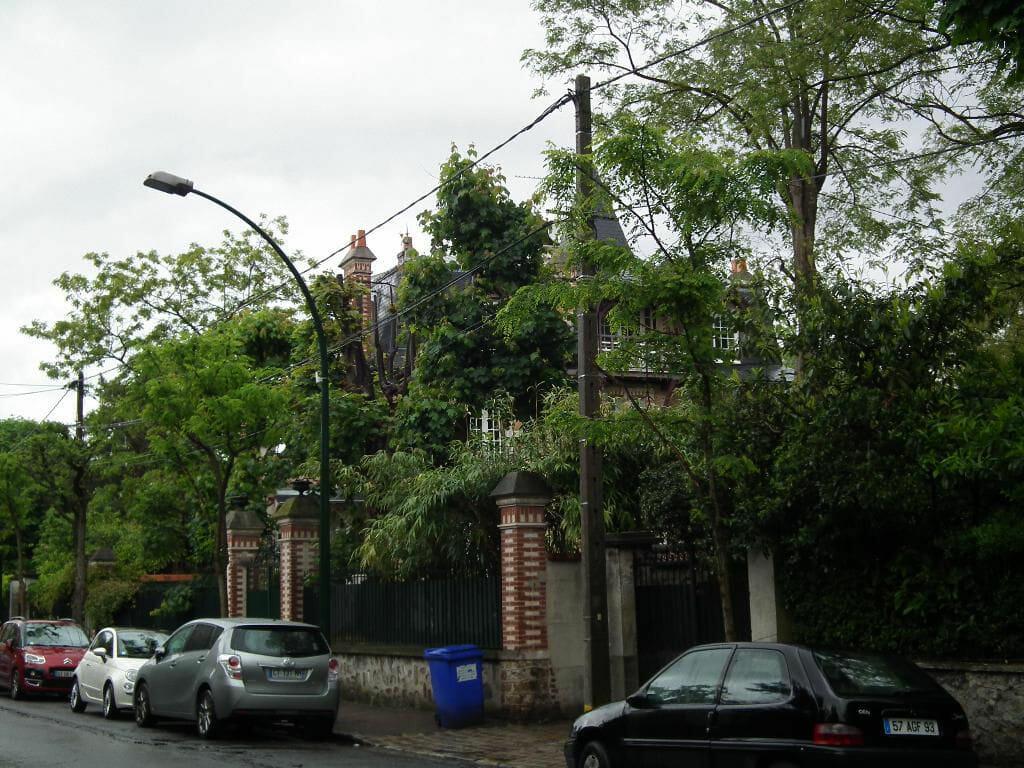 valere immobilier: studio 24 m², proche de la gare rer e le raincy
