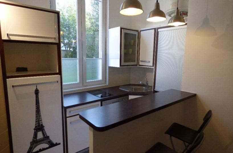 immo charenton le pont - appartement 2 pièce(s) 21,32 m² - annonce G270-1 - photo Im04