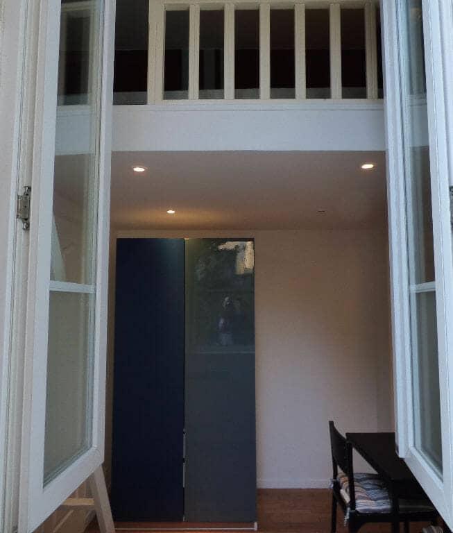 location charenton le pont: appartement 2 pièces 21 m², séjour avec chambre au dessus