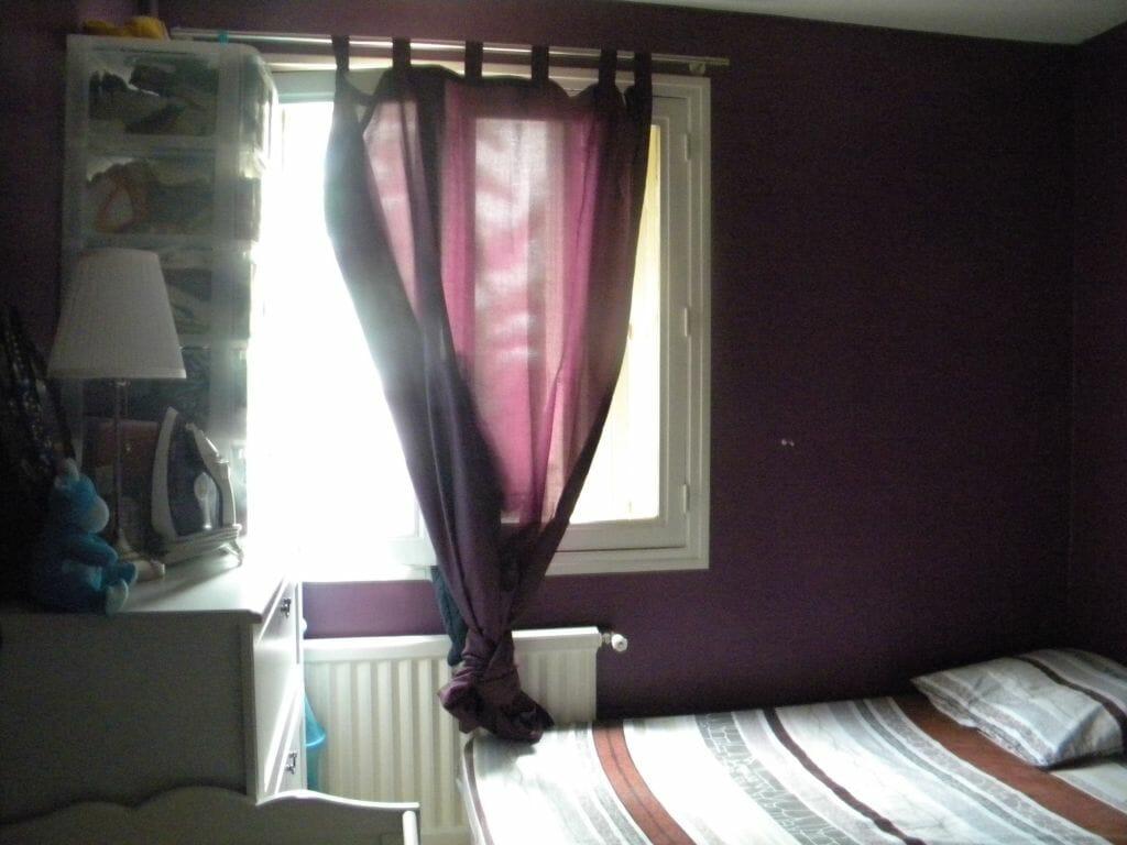 agence immo maisons-alfort: 2 pièces 37 m², belle chambre à coucher