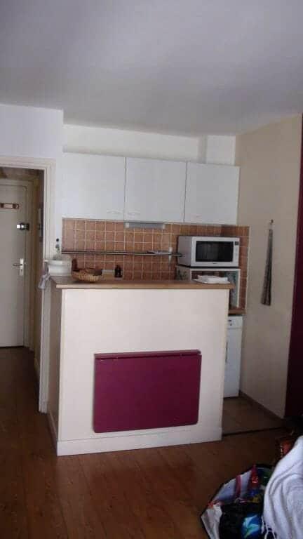 liste agence immobilière 94 - appartement paris 1 pièce(s) 20.54 m² - annonce G289 - photo Im02