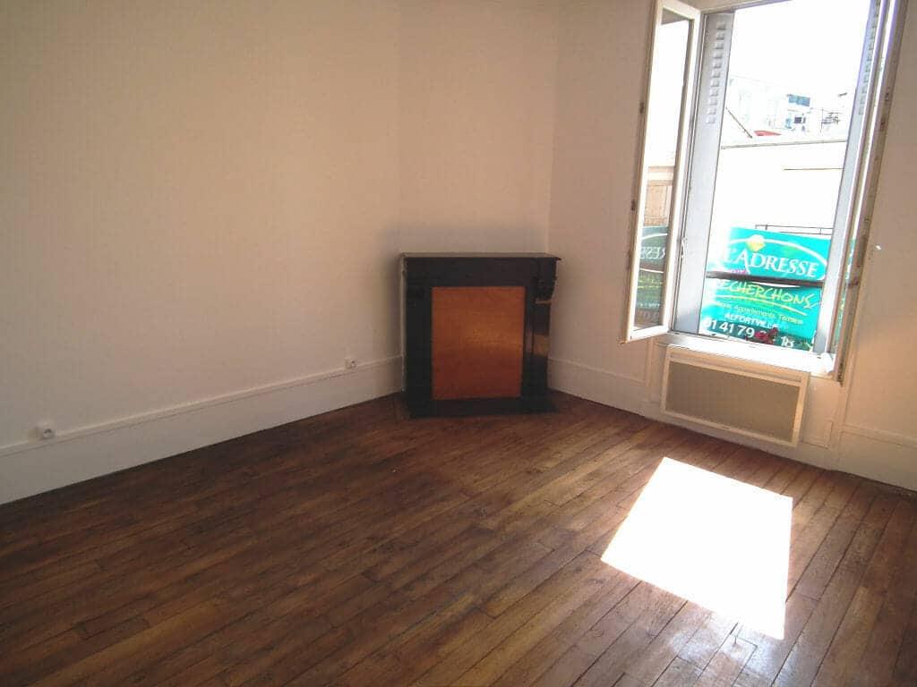 immobilier 94: alfortville, appartement 2 pièces 34 m², séjour, fenêtre double vitrage