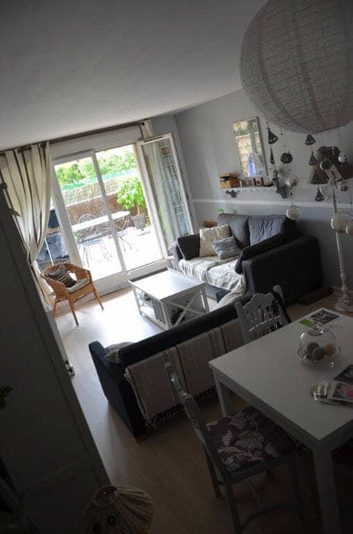 agence immo alfortville - appartement 3 pièce(s) 69.5 m² - terrasse 50m² + box fermé - annonce G325 - photo Im03