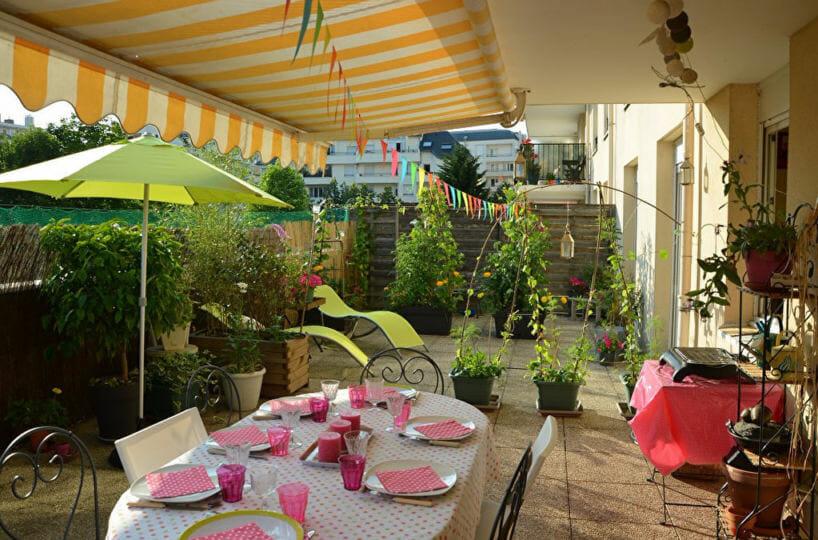 agence immobiliere alfortville - appartement 3 pièce(s) 69.5 m² - terrasse 50m² + box fermé - annonce G325 - photo Im04