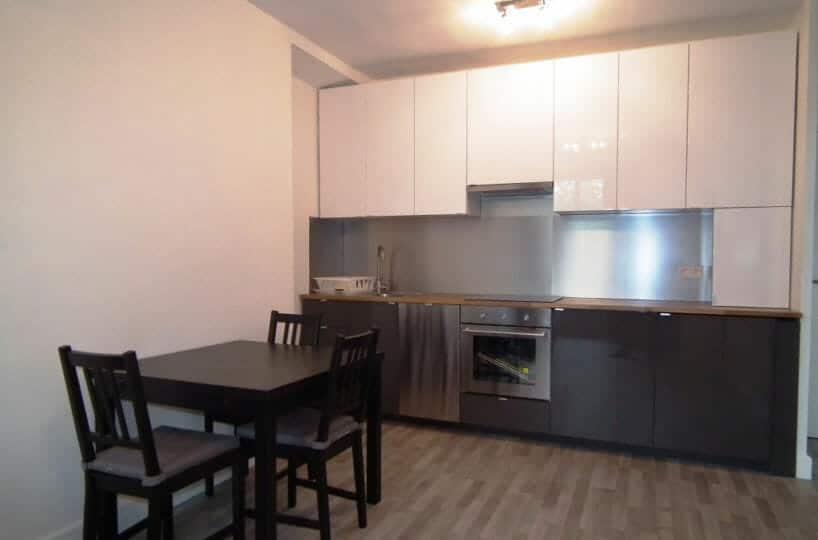 appartement charenton le pont: location 2 pièces 32 m² meublé avec cuisine américaine, proche métro liberté