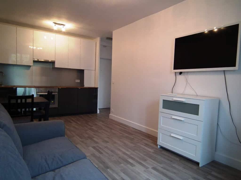 location appartement charenton le pont 94220: 2 pièces 32 m², séjour en pafait état