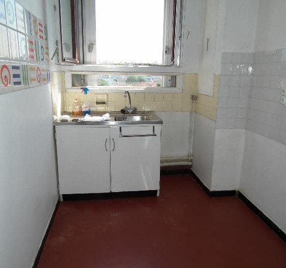 immobilier alfortville: studio 27 m² sans vie à vis avec cuisine indépendante